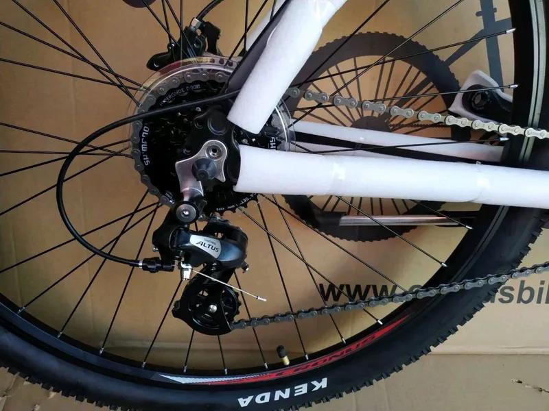 """Велосипед алюминиевый Cronus Future 29"""" - Фото 3"""