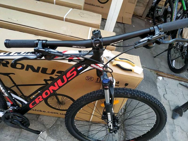 """Велосипед алюминиевый Cronus Future 29"""" - Фото 7"""