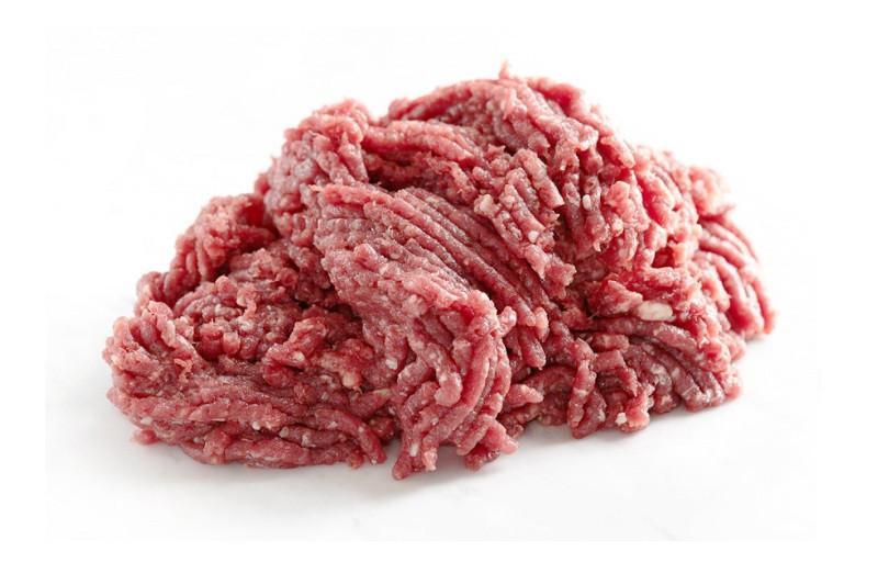 Говяжий мясной фарш оптом, сухой, мясо котлетное