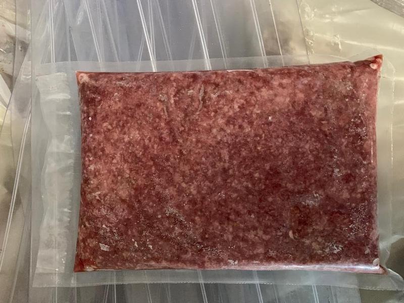 Говяжий мясной фарш оптом, сухой, мясо котлетное - Фото 3