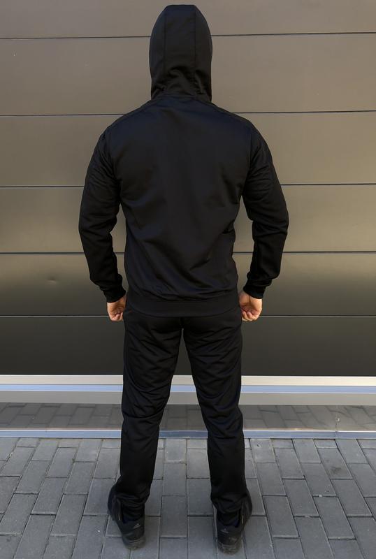 Мужской спортивный костюм, модный спортивный костюм,фирменный ... - Фото 4