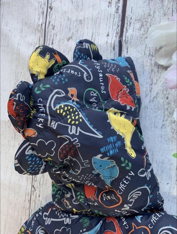 Изумительная курточка для поклонников динозавров от george. ра... - Фото 8
