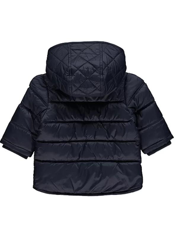 Стеганая курточка от george. размер 9-12,12-18 мес - Фото 2