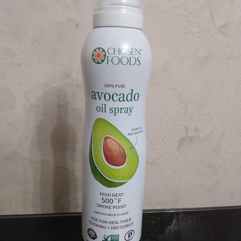 Спрей масло авокадо