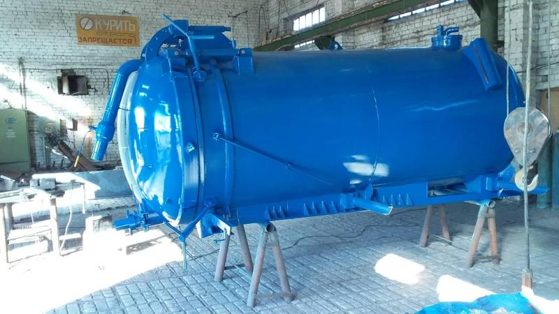 Ассенизаторная цистерна