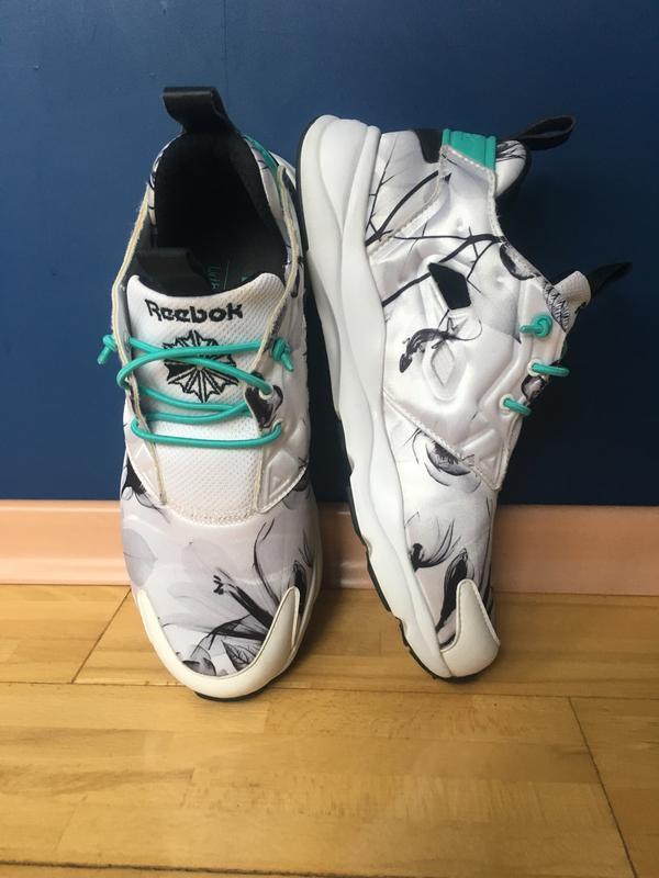 Классные кроссовки от reebok - Фото 5