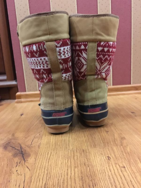 Зимние ботинки khombu - Фото 4