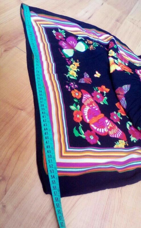 Лёгкое детское платье бардо - Фото 5