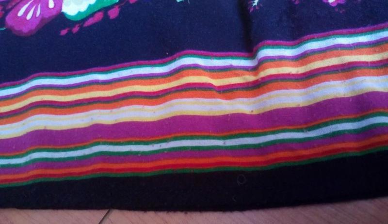 Лёгкое детское платье бардо - Фото 8