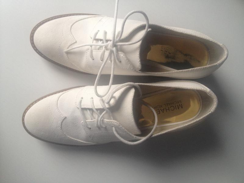 Шикарные туфли от michael kors - Фото 3