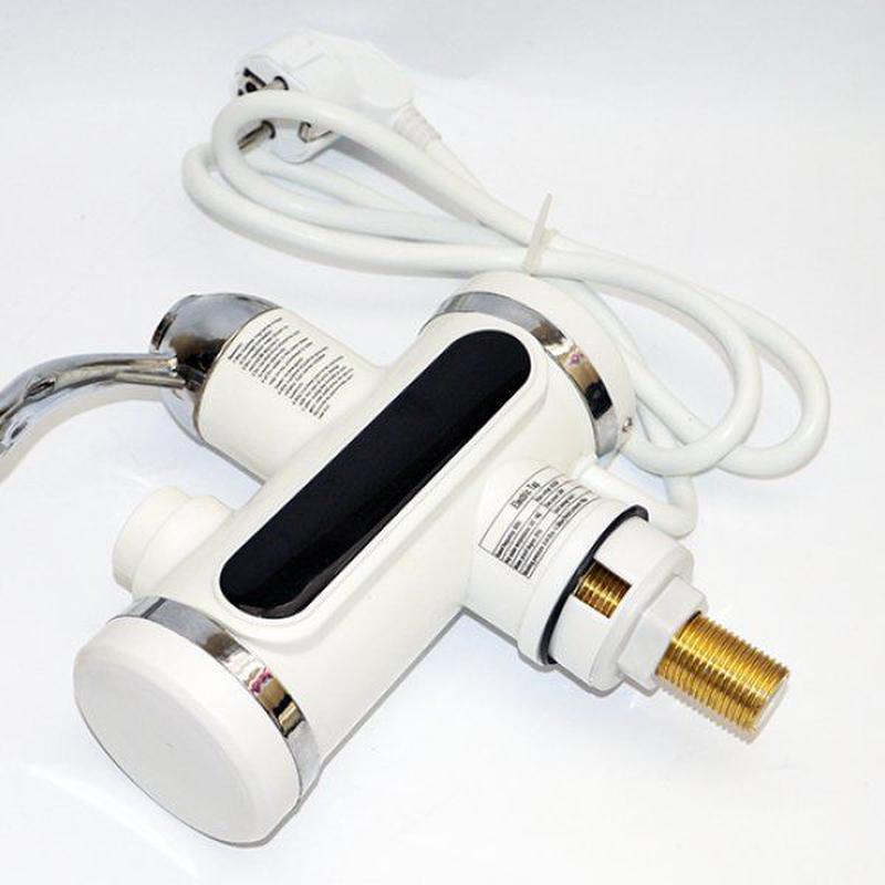 Проточный водонагреватель с LCD экраном Delimano Water Heater - Фото 4