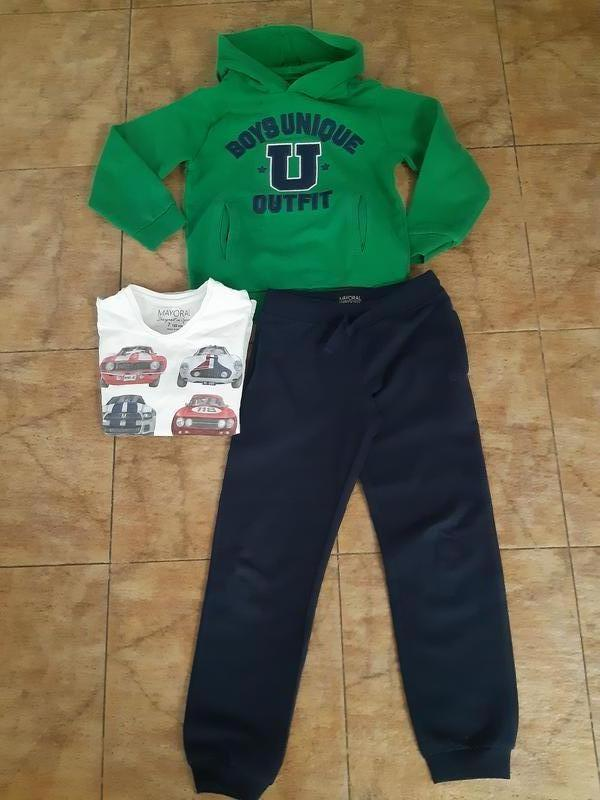 Спортивная одежда для мальчика от Mayoral -122 см. - Фото 2