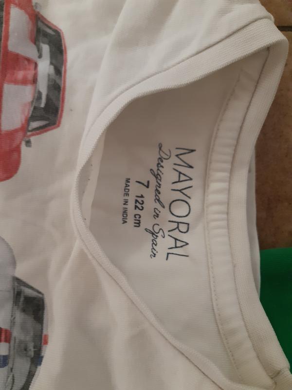 Спортивная одежда для мальчика от Mayoral -122 см. - Фото 4
