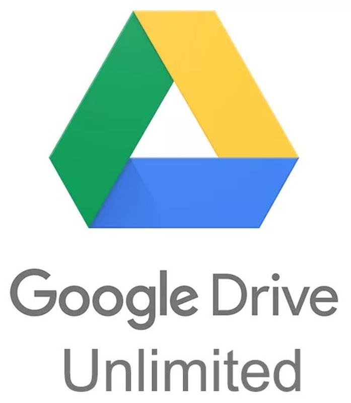 Аккаунт на Google Drive с безлимитным облаком На все время