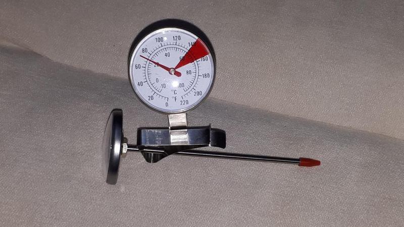 Термометр кухонный из нержавеющей стали от -10*С до +110*С - Фото 7