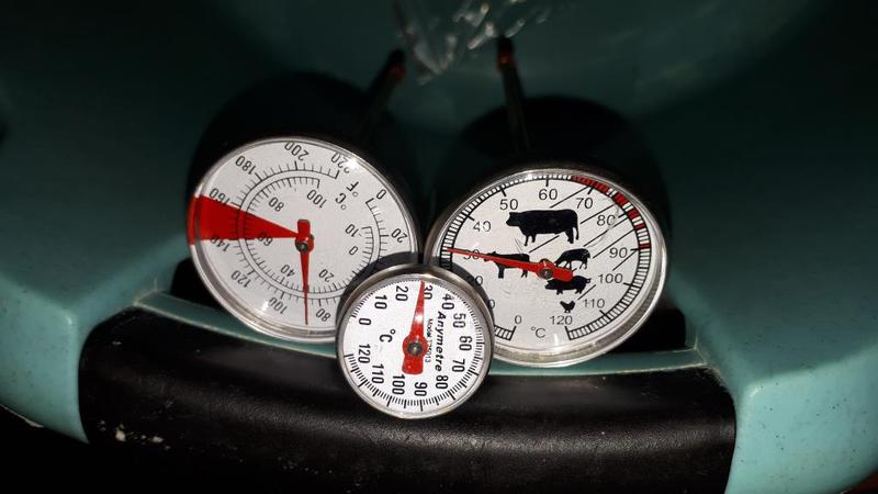 Термометр кухонный из нержавеющей стали от -10*С до +110*С - Фото 8