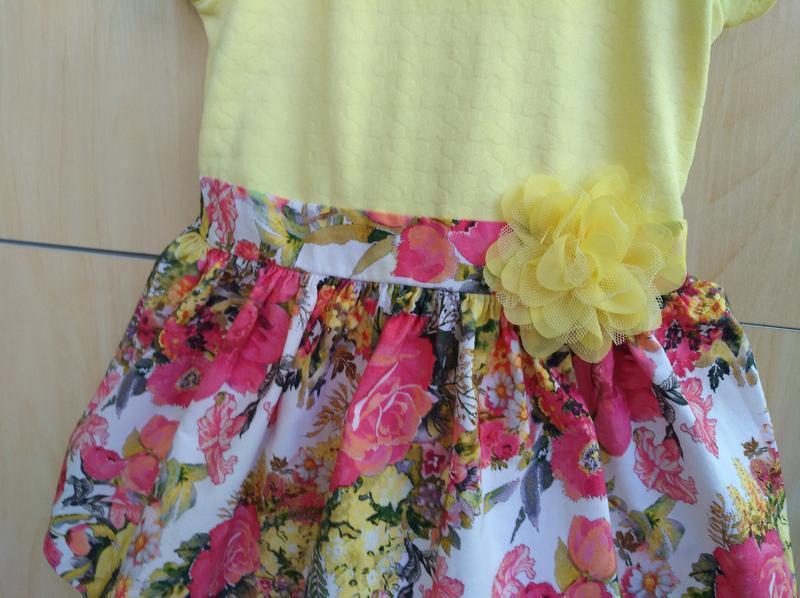 Платье nutmeg на 1,5 года - Фото 2