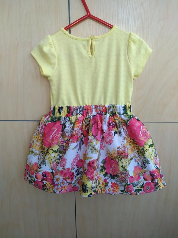 Платье nutmeg на 1,5 года - Фото 5