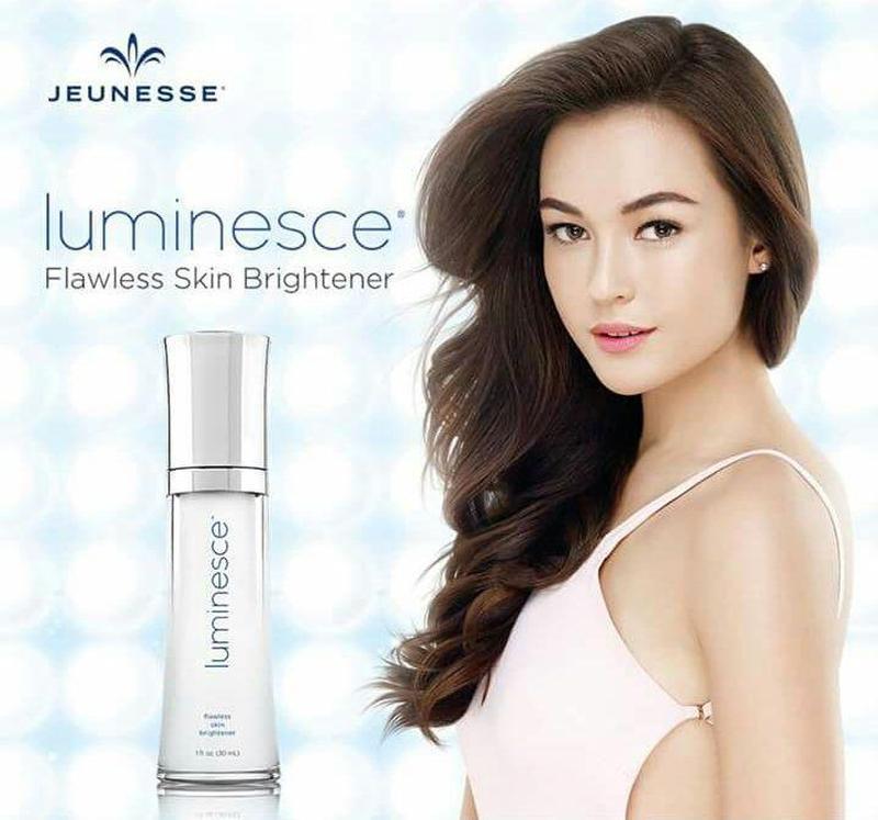 LUMINESCE гель для выравнивания тона кожи от Jeunesse Global - Фото 2