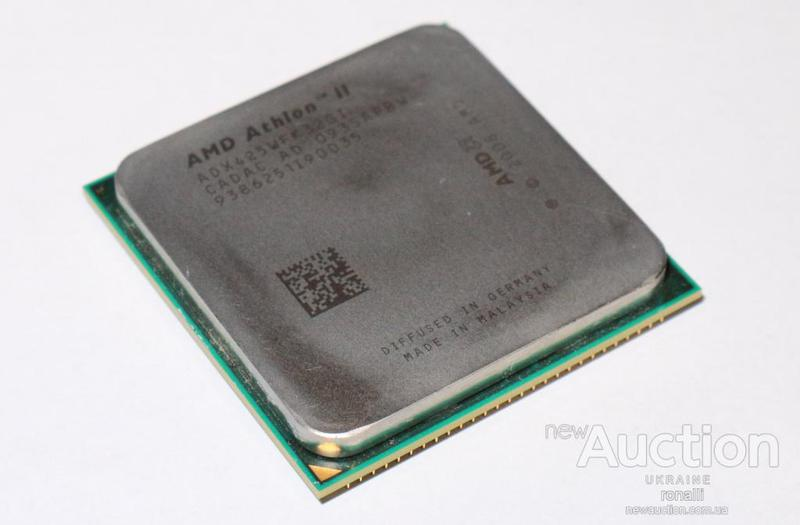 Процессор AMD Athlon II X3 425/3 ядра/2.7 ГГц/Socket AM3