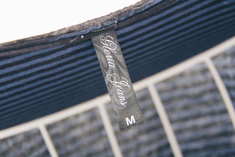 Полосатая футболка от gloria jeans - Фото 2