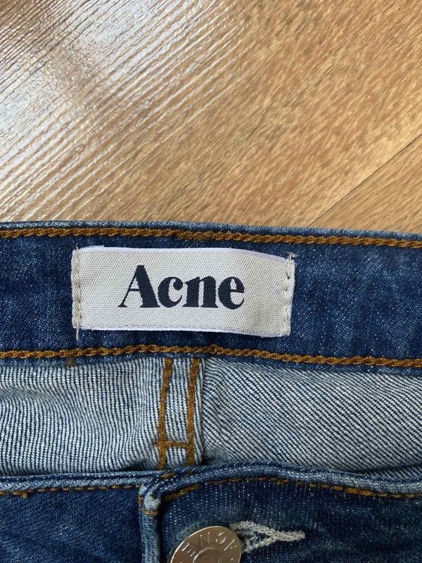 Джинсы acne! - Фото 4