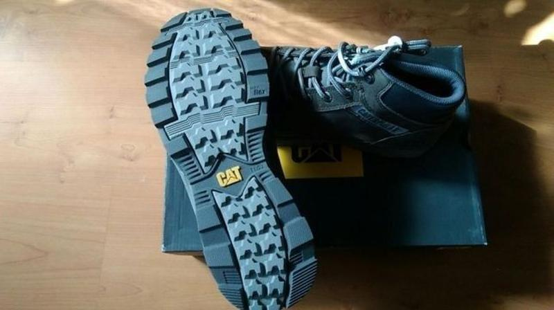 Ботинки caterpillar utmost оригинал из сша - Фото 4