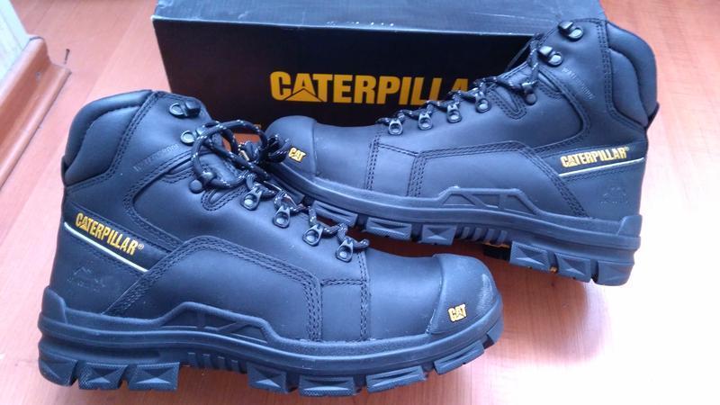 Ботинки  caterpillar struts оригинал - Фото 3