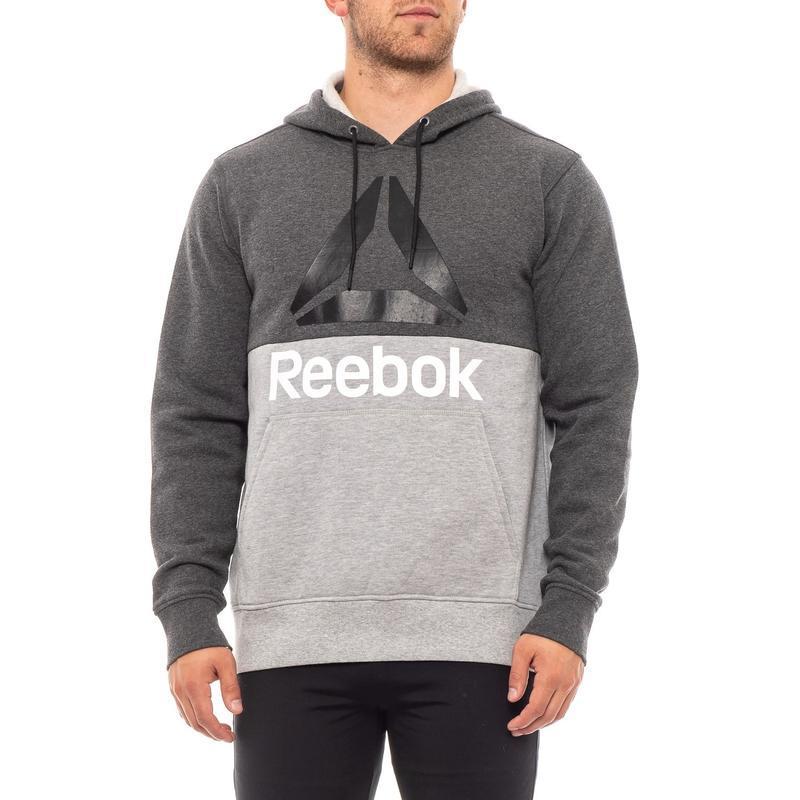 Толстовка худи свитшот пуловер reebok оригинал из сша