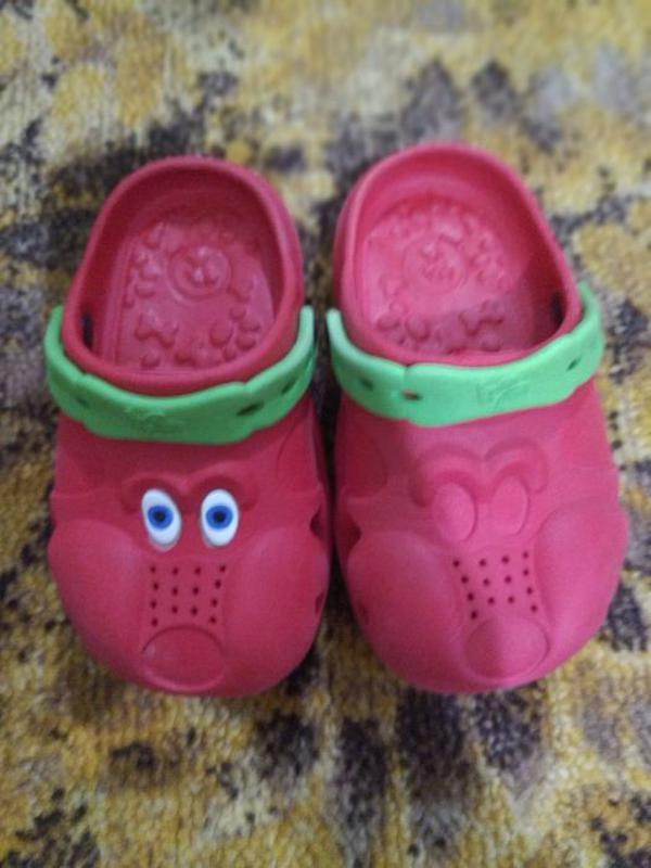 Детские кроксики (аналог)