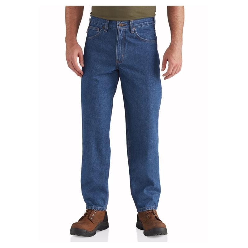 Джинсы  carhartt denim jeans relaxed fit оригинал из сша