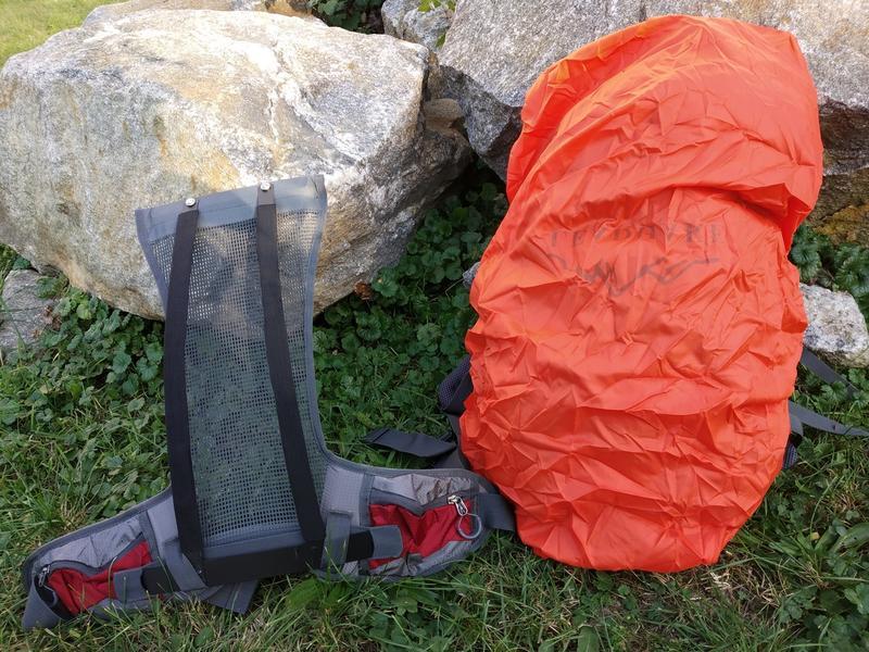 Рюкзак туристический LEADHAKE объем 60 литров - Фото 9