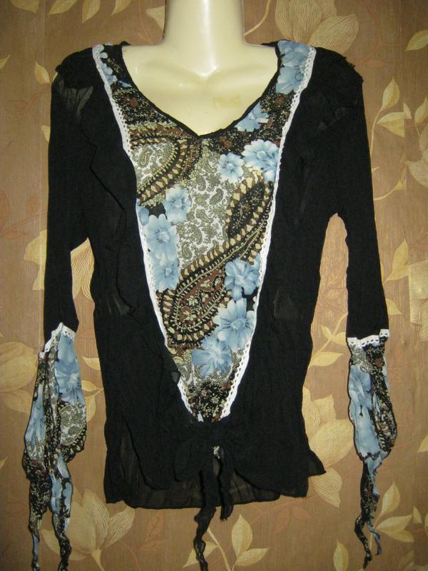 Женская блузка две расцветки