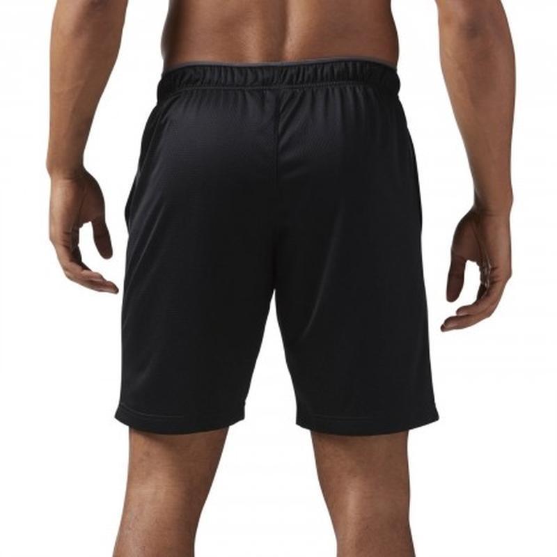 Оригинальные мужские шорты Reebok Workout Ready Knit - Фото 3