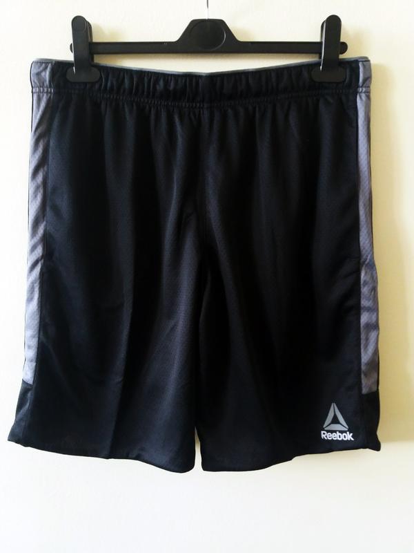 Оригинальные мужские шорты Reebok Workout Ready Knit - Фото 4