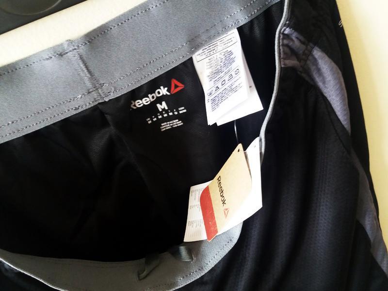 Оригинальные мужские шорты Reebok Workout Ready Knit - Фото 5