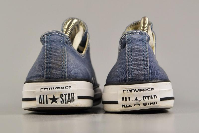 Мужские кеды кроссовки converse, р 42.5 - Фото 4