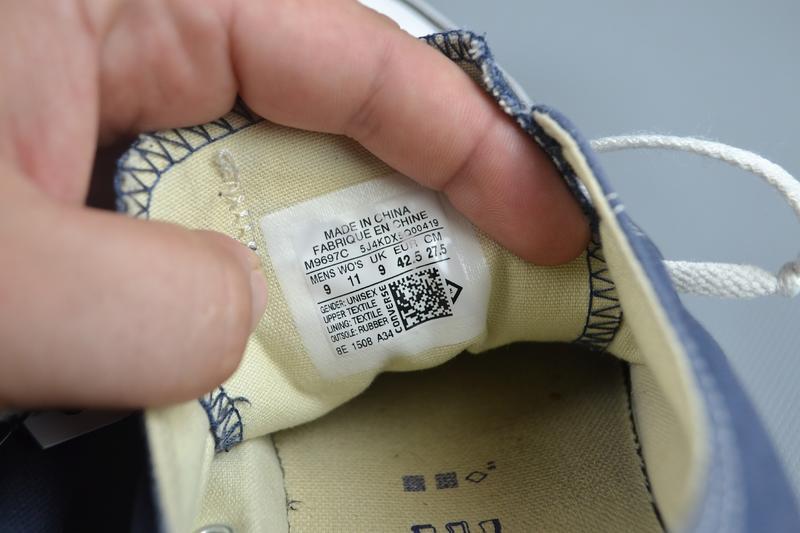 Мужские кеды кроссовки converse, р 42.5 - Фото 6