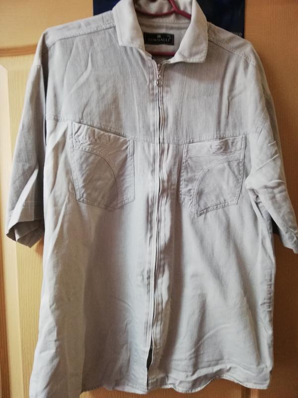 Классная мужская рубашка от cornalli, указан размер хxl