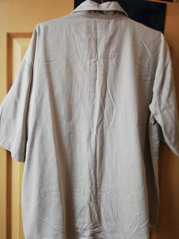 Классная мужская рубашка от cornalli, указан размер хxl - Фото 2