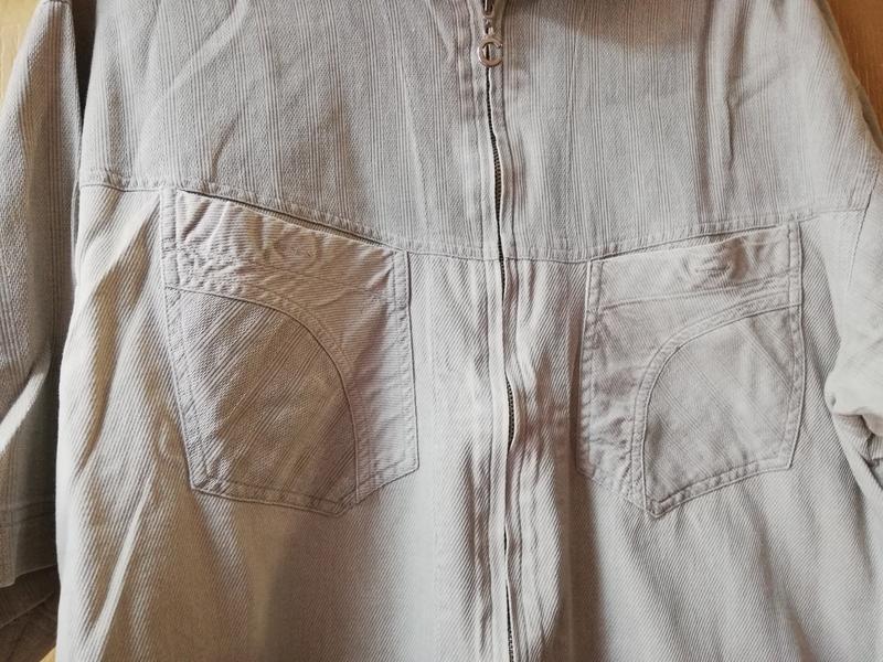 Классная мужская рубашка от cornalli, указан размер хxl - Фото 3