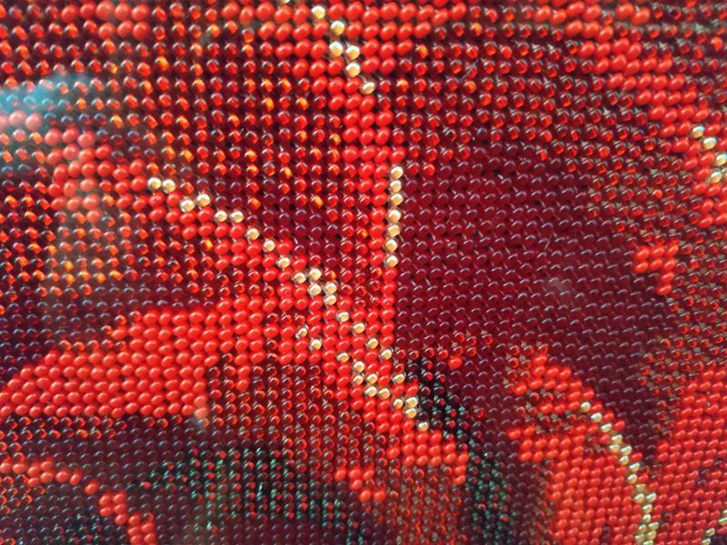 Картину вишито бісером - Фото 4