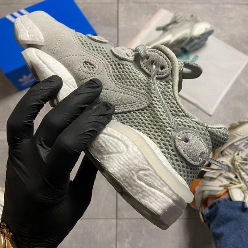 Кроссовки adidas originals torsion x ash silver - Фото 3
