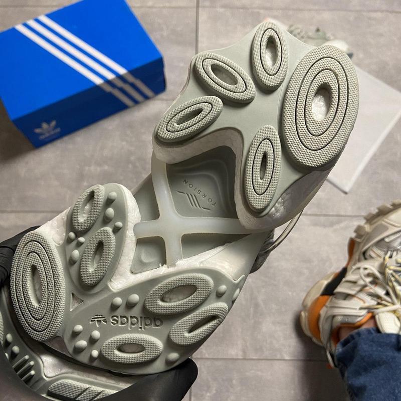 Кроссовки adidas originals torsion x ash silver - Фото 4