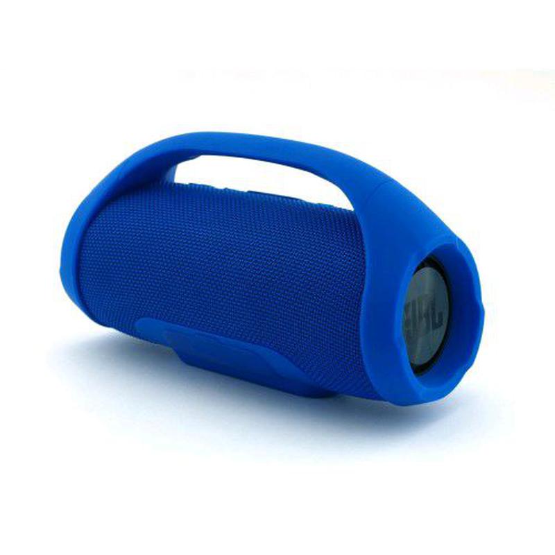 Портативная bluetooth колонка влагостойкая JBL Boombox B9 mini FM - Фото 4