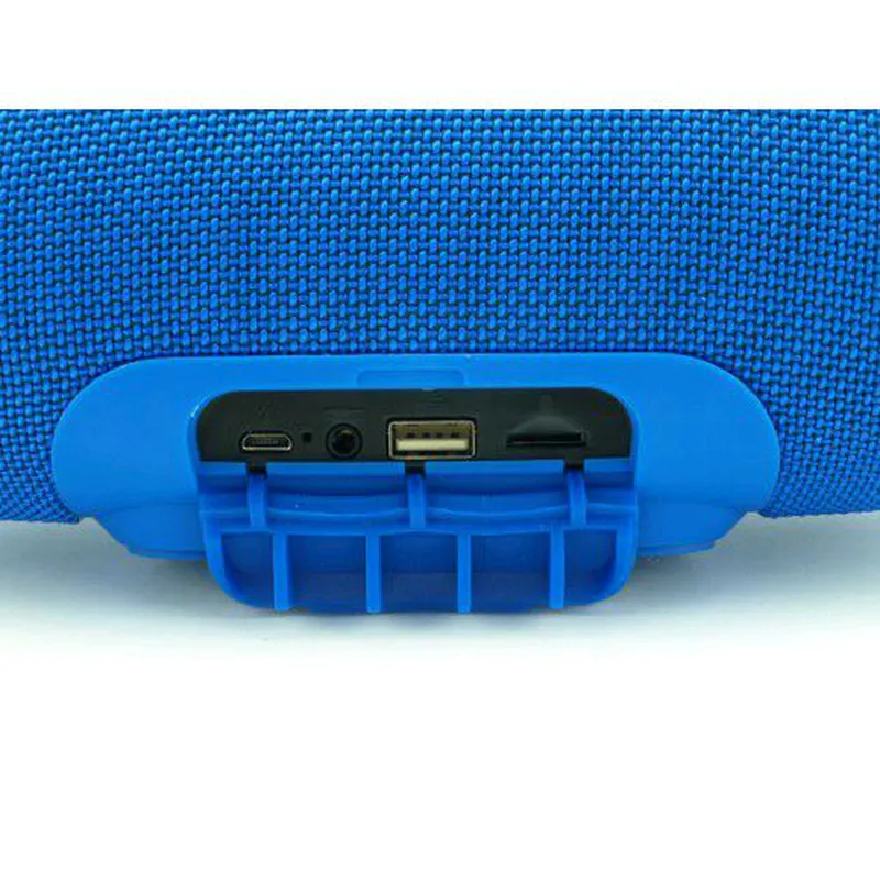 Портативная bluetooth колонка влагостойкая JBL Boombox B9 mini FM - Фото 9