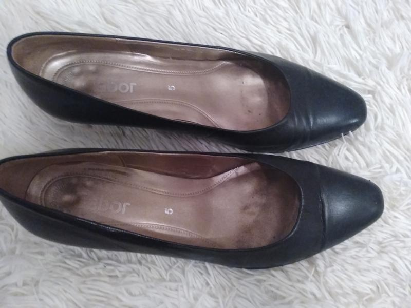 Туфли gabor, размер 37,5-38