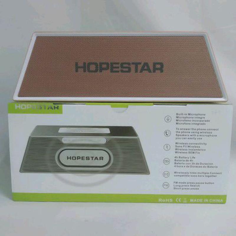 Портативная bluetooth колонка спикер Hopestar H28