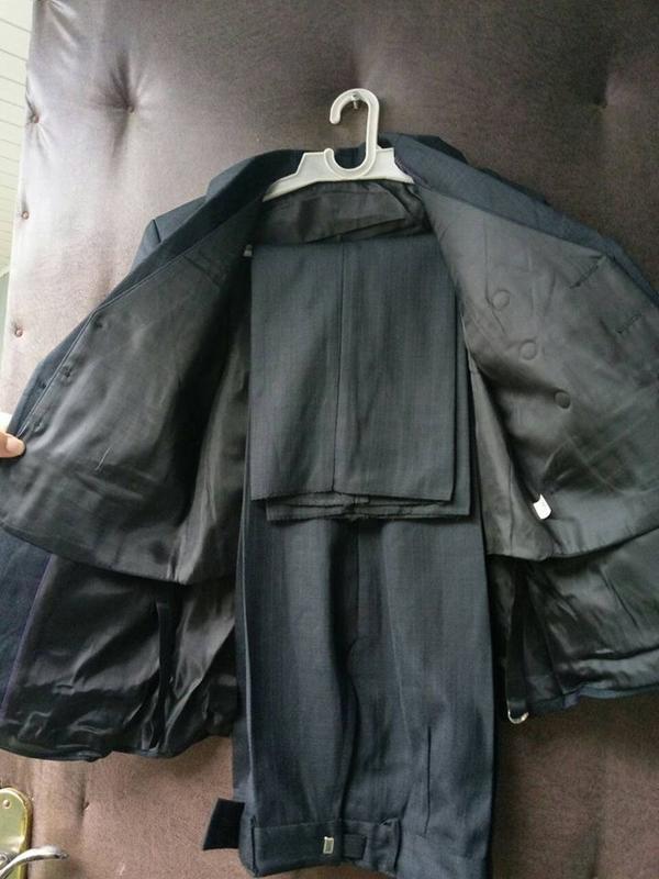 Шкільна форма розмір 54,56,58/Школьный костюм для мальчика тройка - Фото 2
