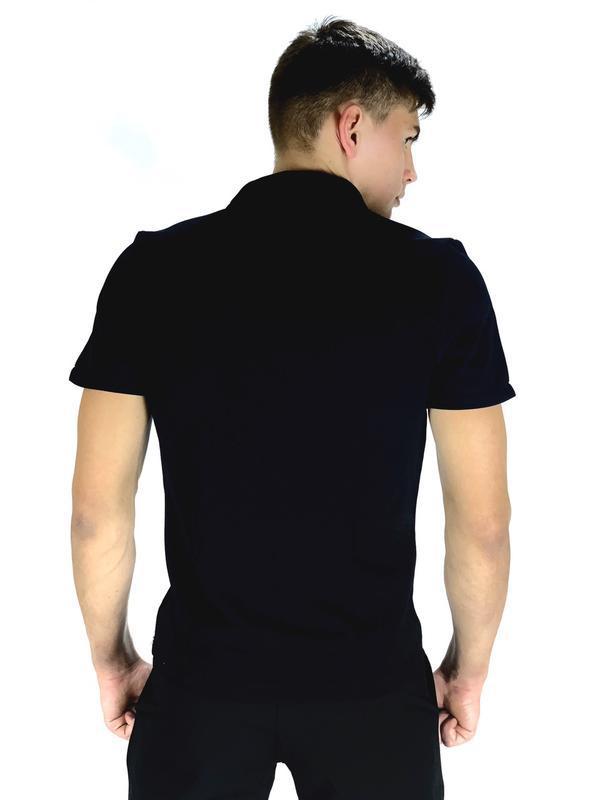 Мужские черные шорты nike - Фото 2